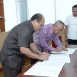 Penyampaian Hasil Pemeriksaan Kinerja 2015 s.d 2016 Provinsi Riau