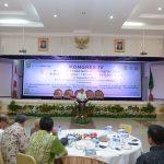 "Kongres IV ikatan Keluarga Alumni Uniersitas Riau Seminar Nasional "" Economic Outlook 2017"