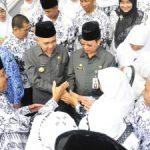 Pemprov Riau Terus Tingkatkan Kualitas Guru