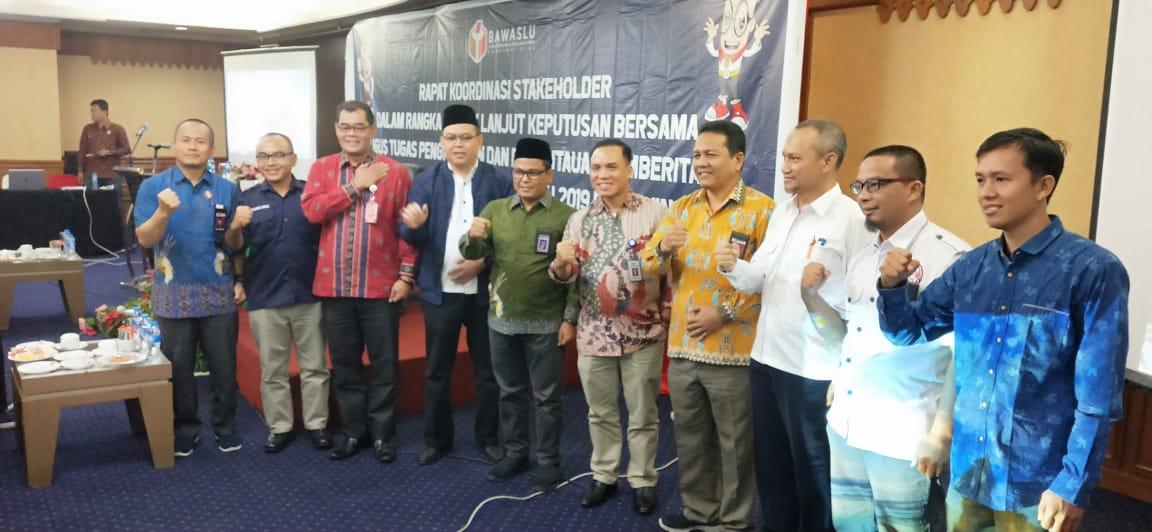 Permalink ke Mappilu PWI Riau Hadiri Rakor Pemilu, Rusidi: Bawaslu Tidak Bisa Kerja Sendiri