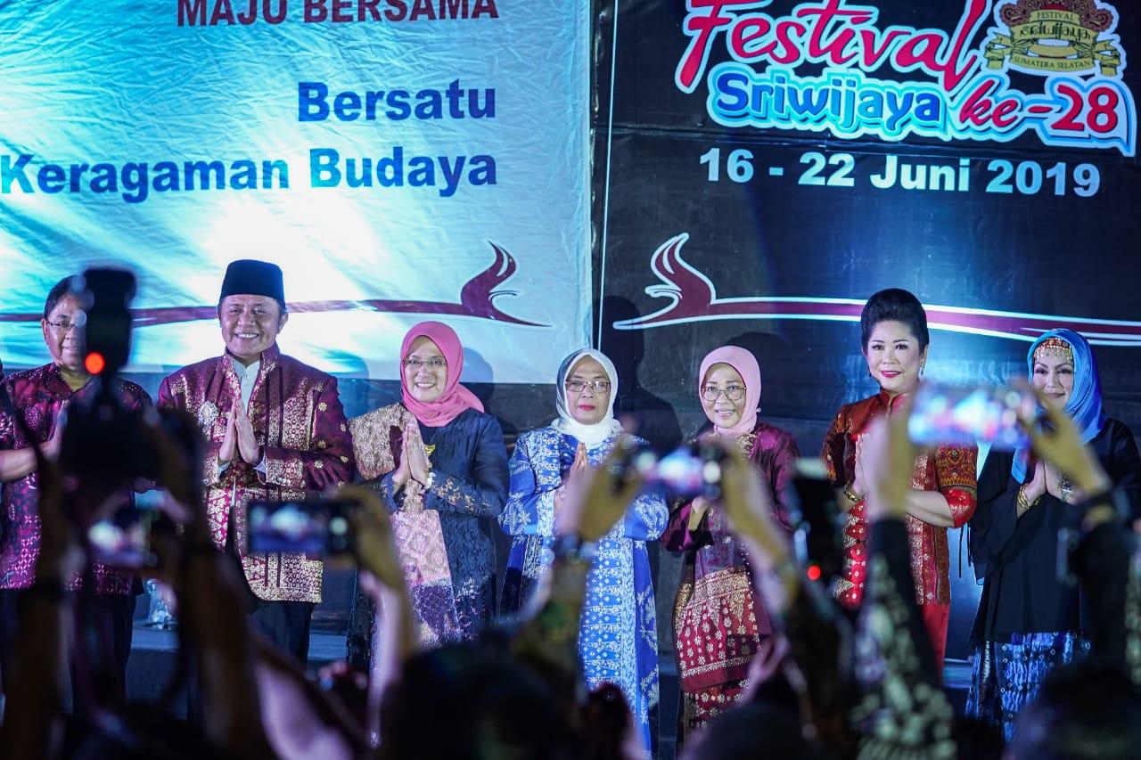 Permalink ke Kejayaan Kerajaan Masa Lalu Jadi Inspirasi Festival Sriwijaya 2019