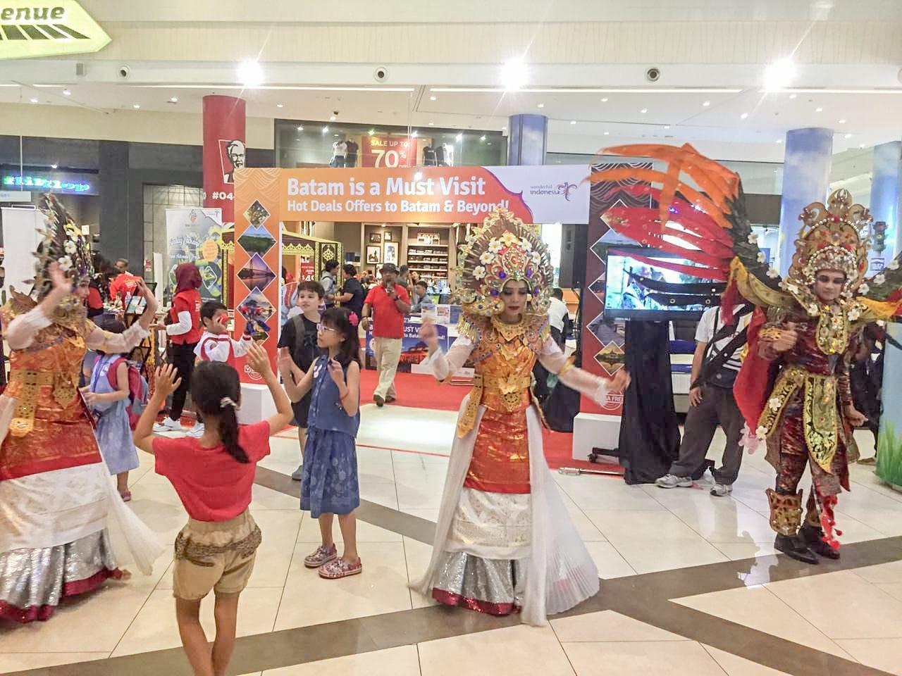 Permalink ke Hot Deals Liburan Menarik ke Indonesia Ditawarkan di Singapura