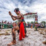 Festival Budaya Isen Mulang 2019 Tampilkan Suku Dayak