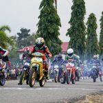 Road Race Cross Border Jaring Wisman Timor Leste