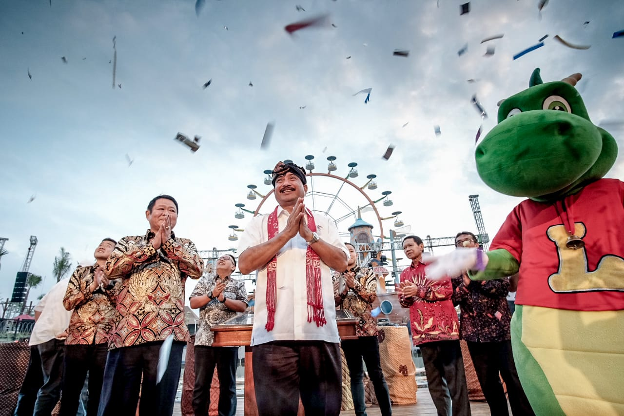 Permalink ke Saloka Theme Park Semarang Diresmikan