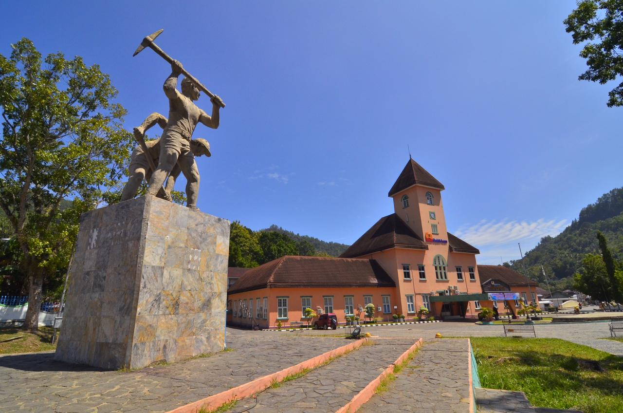 Permalink ke Bekas Pertambangan Ombilin Sawahlunto Jadi Warisan Dunia UNESCO