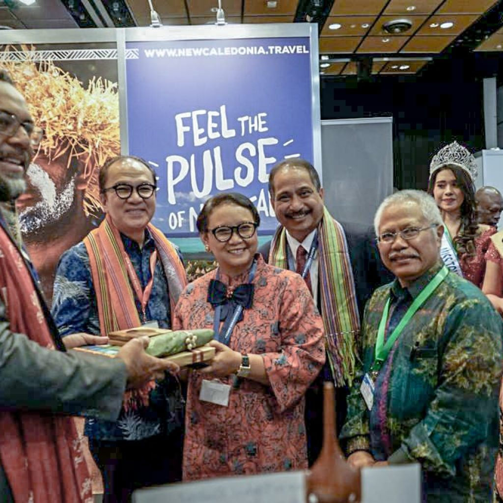 "Permalink ke Indonesia Suarakan ""Pacific One Destination"" di Pacific Exposktion 2019 Selandia Baru"
