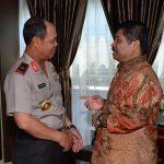 Kapolda Riau: Cipakan Keamanan & Ketertiban yang Kondusif dan Cegah Karlahut