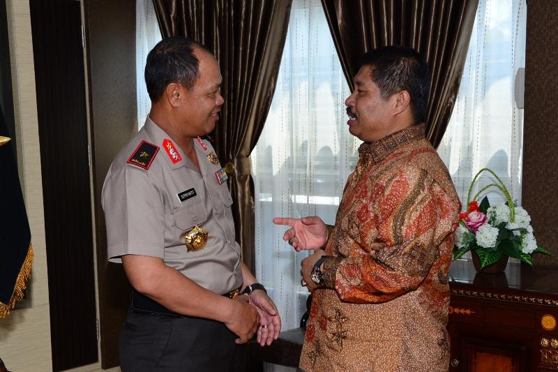 Permalink ke Kapolda Riau: Cipakan Keamanan & Ketertiban yang Kondusif dan Cegah Karlahut