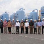 Menteri ESDM Kunjungi Lapangan Minyak Chevron di Duri