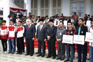 Permalink ke Menpora Ajak Generasi Indonesia Berlomba mencetak Prestasi