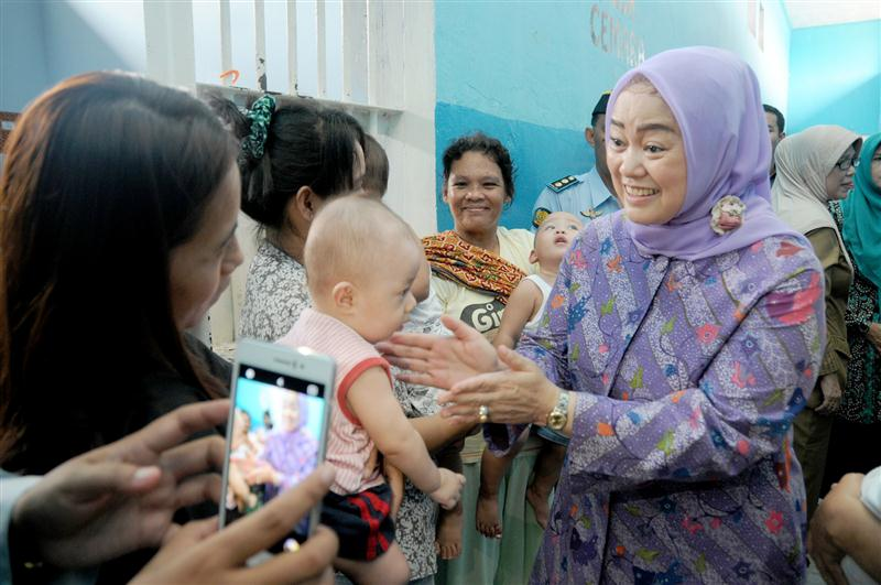 Permalink ke Galeri: Plt Ketua TP PKK Riau membuka Peningkatan Kompetensi NAPI di LAPAS 2016
