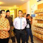 SKK Migas-PT CPI Resmikan Pusat Pembinaan Usahawan