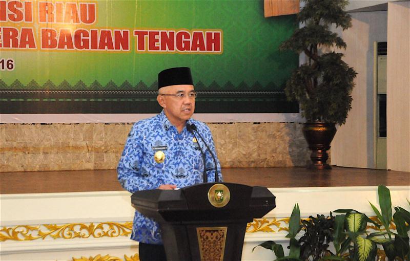 Permalink ke Galeri: Plt Gubri Hadiri Ramah Tamah Pemprov Riau dengan BEM FISIP Se-Sumbagteng