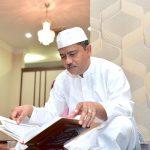 Sekda Prov Riau H Ahmad Hijazi saat membaca Ayat Suci Alquran