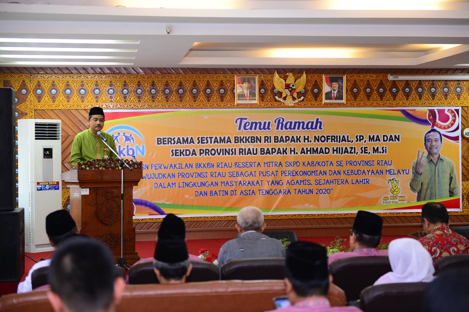 Permalink ke Pembinaan ASN Sekaligus Silaturrahmi dengan Karyawan Karyawati BKKBN Prov Riau