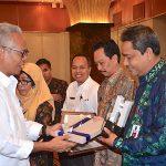 Provinsi Riau Terima Penghargaan dari Kementerian PU