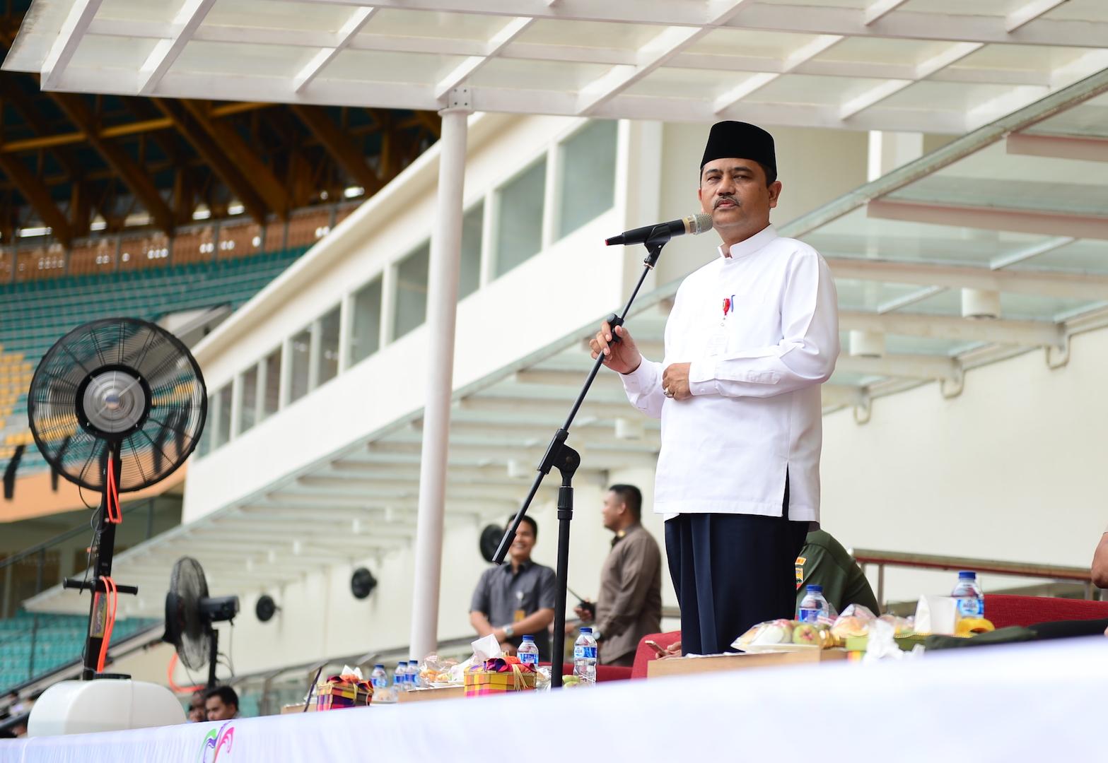 Permalink ke Sekda Prov Riau menjadi Imam Sholat Ashar Berjamaah