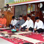 Sekda Prov Riau Haul Jama' Sekampung (HJS) ke 2 Desa Mumpa