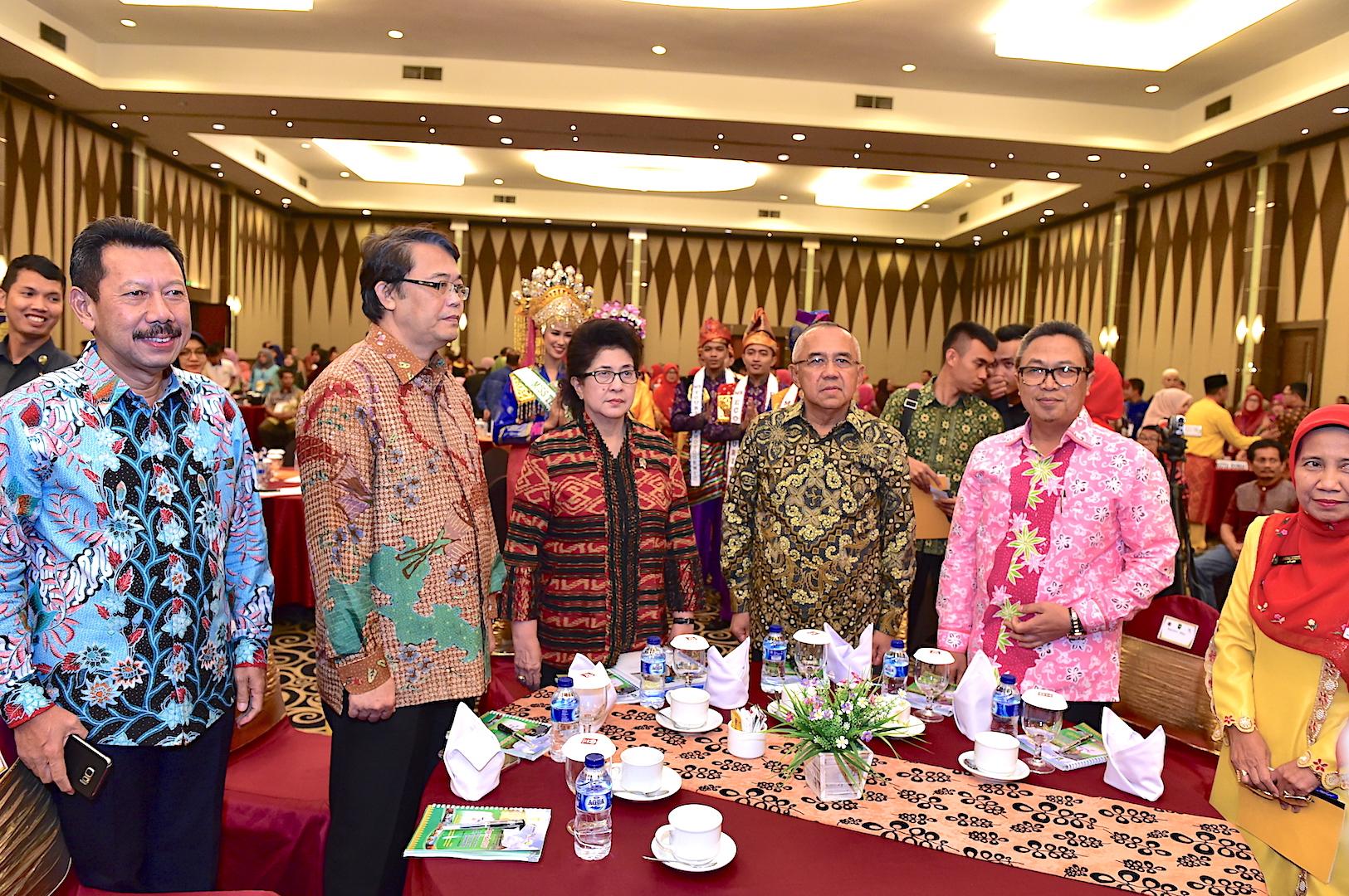 Permalink ke Pembukaan Rapat Kerja Kesehatan Daerah Provinsi Riau Tahun 2017