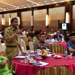 Sekda Buka Seminar Nasional Tata Kelola BUMD