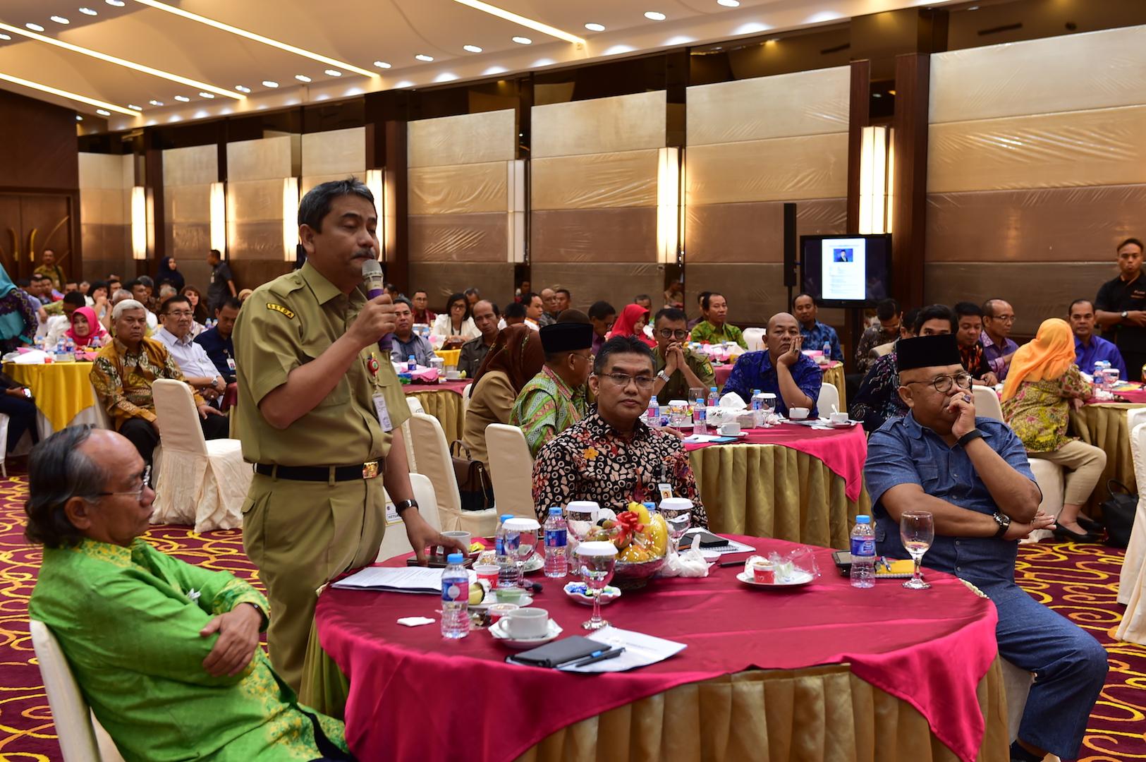 Permalink ke Sekda Buka Seminar Nasional Tata Kelola BUMD