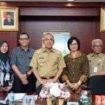 Gubri Terima Audiensi Conservation International Indonesia