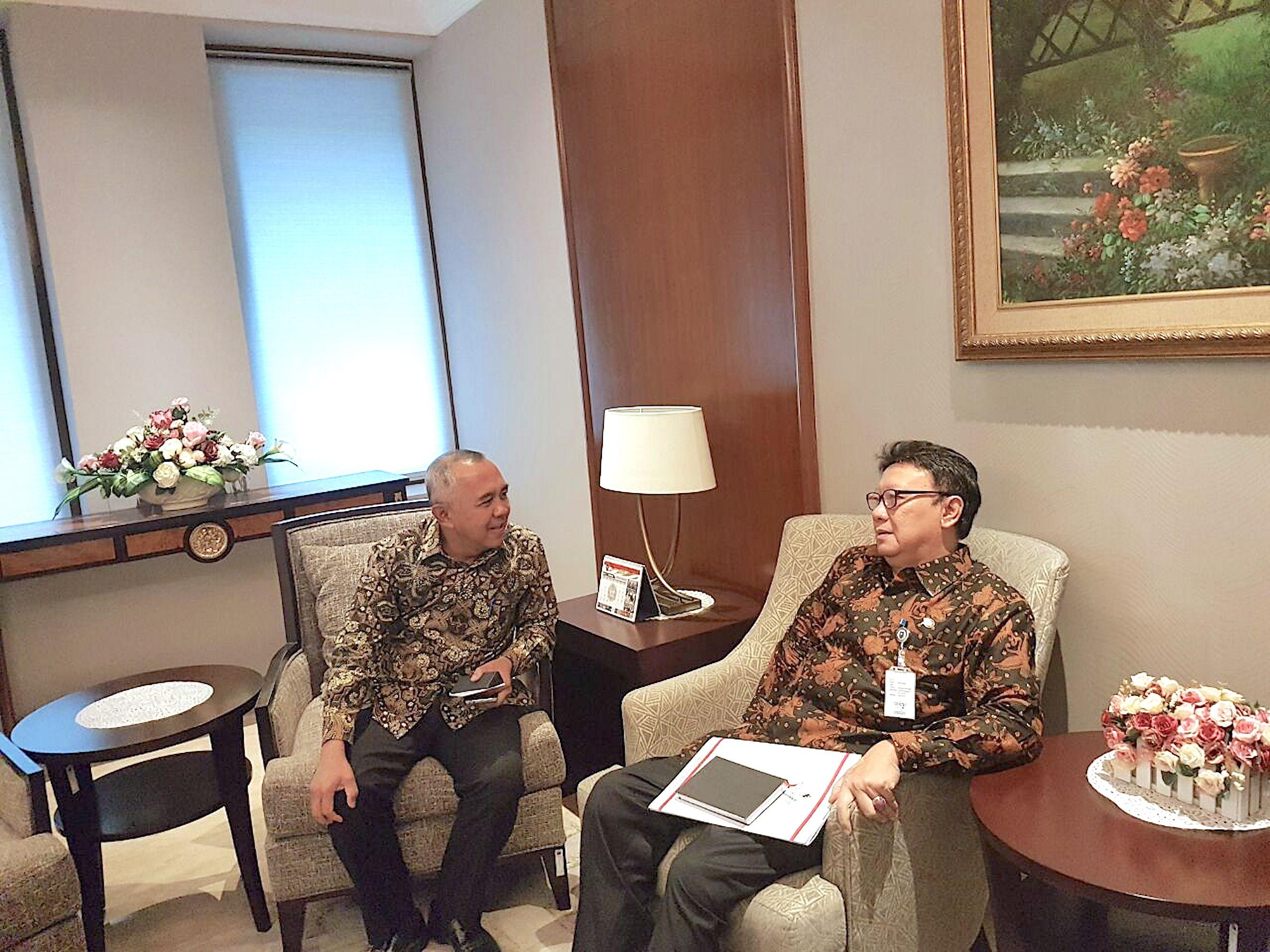 Permalink ke Gubri Hadiri Rakor bidang keamanan di Kantor Kemenko Polhukam di Jakarta