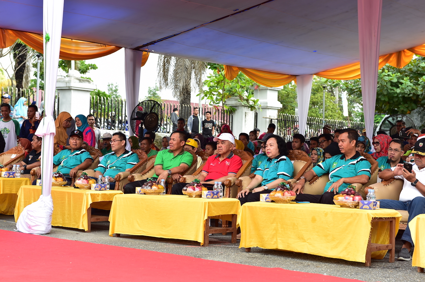 Permalink ke Gubri hadiri Riau Pustaka Lingkungan Dunia