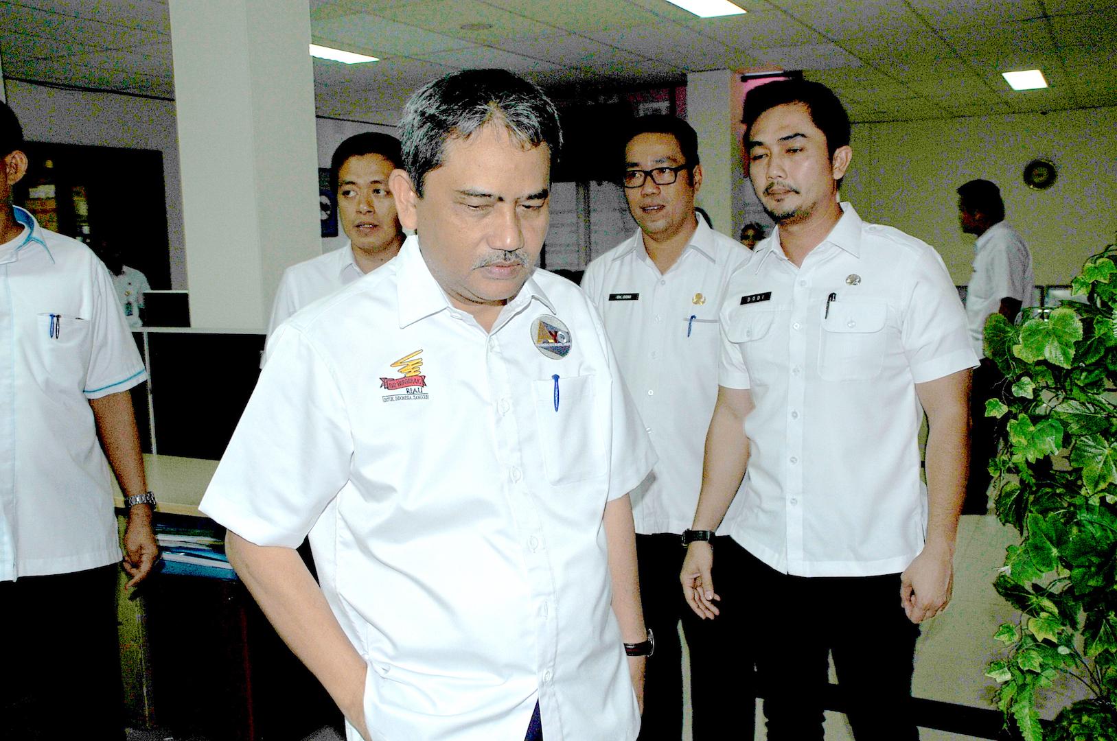 Permalink ke Sekda Prov Riau Sidak Ruangan Biro Humas Protokol dan Kerjasama