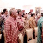 Gubri hadiri Arahan Presiden RI di Istana Negara