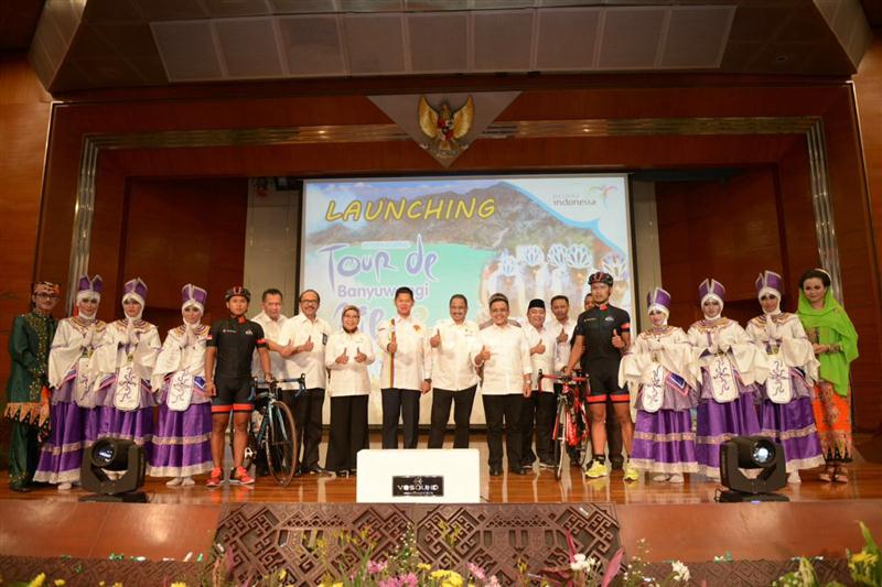Permalink ke International Tour de Banyuwangi Ijen Digelar  Bulan Depan