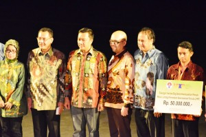 Permalink ke Peluncuran LPKP dan Program Indonesia Magang, 'Spirit Of Prambanan Rocked The World'