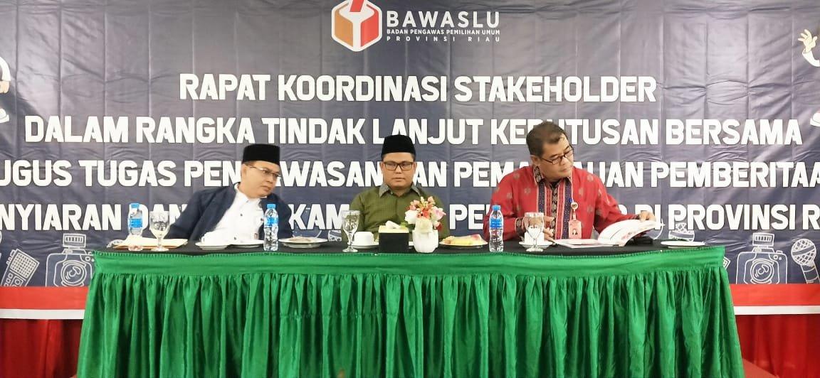 Permalink ke Sambut Baik Terbentuknya Mappilu PWI, Ini Kata Ketua Bawaslu Riau