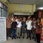 Bangun Sinergi Kawal Pemilu, Mappilu PWI Riau Gelar Pertemuan dengan Bawaslu