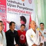 Shindoka Riau Adakan Gashuku dan Ujian Penyetaraan