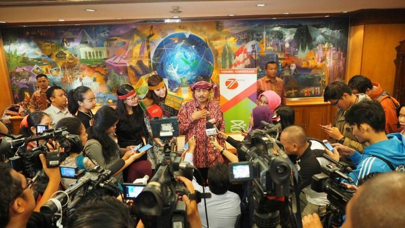Permalink ke Kemenpar Gelar Karnaval HUT Kemerdekaan RI   Di Balige dan Parapat