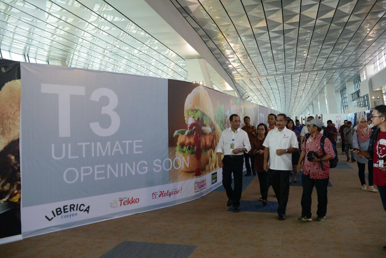 Permalink ke Wonderful Indonesia Bakal Branding Terminal 3 Ultimate Soekarno Hatta