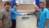 Permalink ke CPI Serahterimakan Sumur Artesis untuk Masyarakat