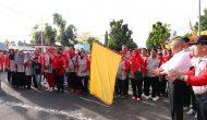 Permalink ke Gubri melepas jalan santai Peringatan Hari Kesetiakawanan Sosial Nasional (HKSN) Provinsi Riau