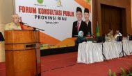 Permalink ke Forum Konsultasi Publik Provinsi Riau Tahun 2017