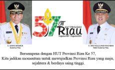Permalink ke Mari Bersatu Membangun Riau