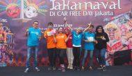 Permalink ke Jakarnaval 2019 hadir di Car Free Day (CFD) Jakarta.