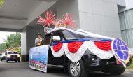 Permalink ke Piala WTN Diarak Keliling Kota Pekanbaru