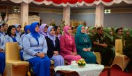 Permalink ke Sertijab Ketua Persit Kartika Kirana Koorcab Rem 031 PD I /Bukit Barisan