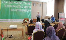 Permalink ke Sosialisasi Program E-Channel Tertib Administrasi Dan RSTC BPJS Ketenagakerjaan