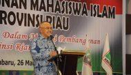 Permalink ke Galeri: Plt Gubri Hadiri Acara Muswil IV KAHMI Riau