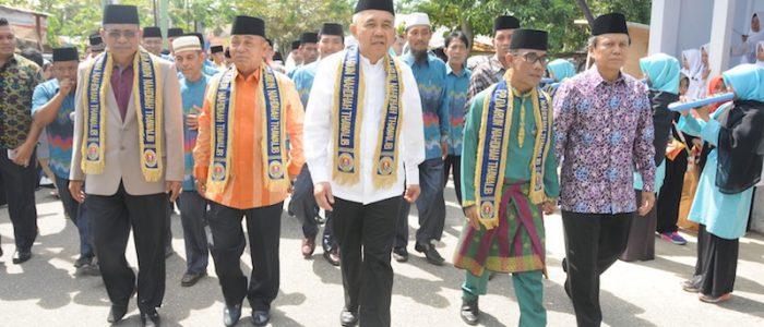 Peresmian & Pemberian Ijazah Ponpes Darul Mahdinah Thawalib Bangkinang-1