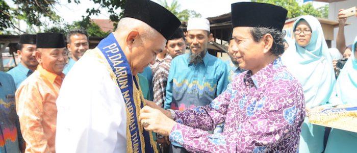 Peresmian & Pemberian Ijazah Ponpes Darul Mahdinah Thawalib Bangkinang-2