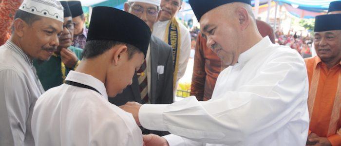 Peresmian & Pemberian Ijazah Ponpes Darul Mahdinah Thawalib Bangkinang-3